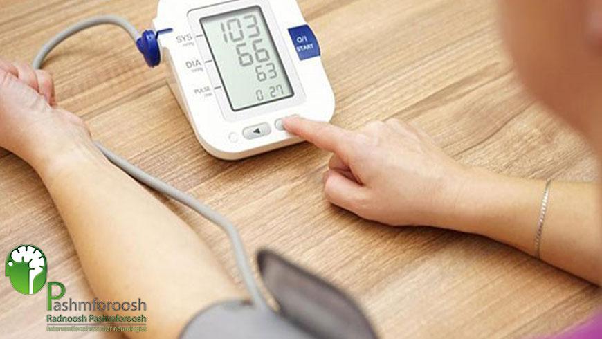 سردرد مرتبط با فشار خون بالا